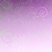 Sweet Purple Curly Vines Background Texture — Stock Photo
