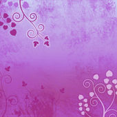 美しい光紫巻き毛グランジ背景テクスチャ — ストック写真