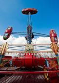 Fun fair — Foto Stock