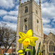 St Mary's Church - Stock Photo