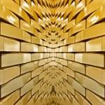 Gold Brick — Stock Photo