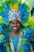 Caribbean Carnival — Stock Photo