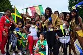Caribbean Carnival — Stock Photo