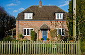 English house — Stock Photo