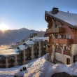 Ski resort — Stockfoto #22924444