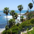 Laguna Beach landscape — Stock Photo