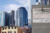 A Corner of Nashville — Stock Photo