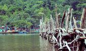 Ba lua wyspy, prowincja kiên giang, wietnam — Zdjęcie stockowe
