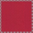 Red checks and dots baby scrapbook background — Stock Photo #23939391