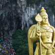 Batu Caves Malaysia — Stock Photo
