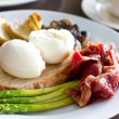 Breakfast Spanish and sumptuous — Stock Photo #23916583