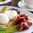 Breakfast Spanish and sumptuous — Stock Photo #23916591