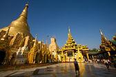 Schwedagon Paya — Stockfoto