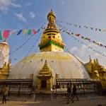 Swayambunath Stupa, Kathmandu, Nepal — Stock Photo #41775631
