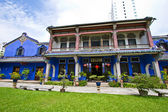 Cheong Fatt Tze the Blue mansion — Stock Photo