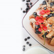 Healthy Breakfast with muesli — Stock Photo #27792845