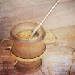 Yerba mate. — Stock Photo