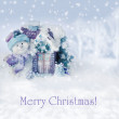Christmas background. — Stock Photo #34209107