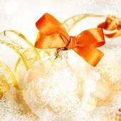 圣诞装饰. — 图库照片