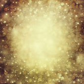 Golden Holiday Abstract background. — Stock Photo