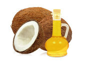 Coconut oil — Stock Photo