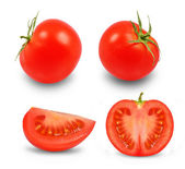 Tomato slices — Stock Photo