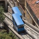 Zagreb funicular — Stock Photo #23172414