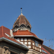 Stock Photo: Zagreb roofs