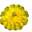 Pattypan squash - Stock Photo