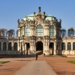 Stock Photo: Zwinger palace in Dresden, Germany.