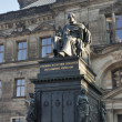 Stock Photo: Friedrich August statue