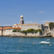 Krk seafront, Croatia — Stock Photo #23179768