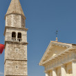 Umag, Croatia — Stock Photo