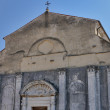 Umag church — Stock Photo