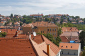 Zagreb cityscape — Stock Photo