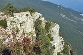 Ai-Petri Mountain in Crimea — Stock Photo