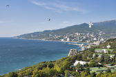 Yalta bay — Stock Photo