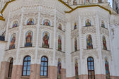 Fresco of Assumption (Uspensky) temple in Pecherska Lavra, Kiev — Stock Photo