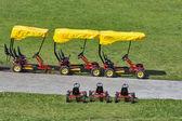 Ciclo de karting — Foto Stock
