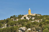 Baska Church Sveti Jurje, Croatia — Stock Photo