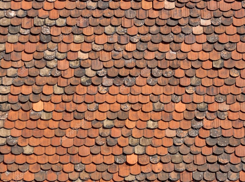Clay Roof Tile Roof tile — Stock Photo © panama7 #23172508