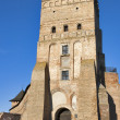 Lubert castle in Lutsk — Stock Photo