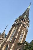 Iglesia de st. olha y elizabeth, lviv — Foto de Stock
