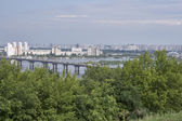 Kiev cityscape — Stock Photo