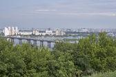 Kiev cityscape — Stock Photo