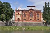 Uzhorod synagogue — Stock Photo