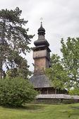 Greko katolickiego kościoła świętego archanioła michała, użhorod. — Zdjęcie stockowe