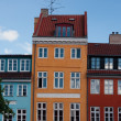 Houses in Nyhavn, Copenhagen. — Stock Photo