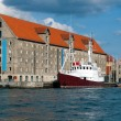 Stock Photo: Copenhagen channel