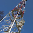 Communication tower — Stock Photo #23205698